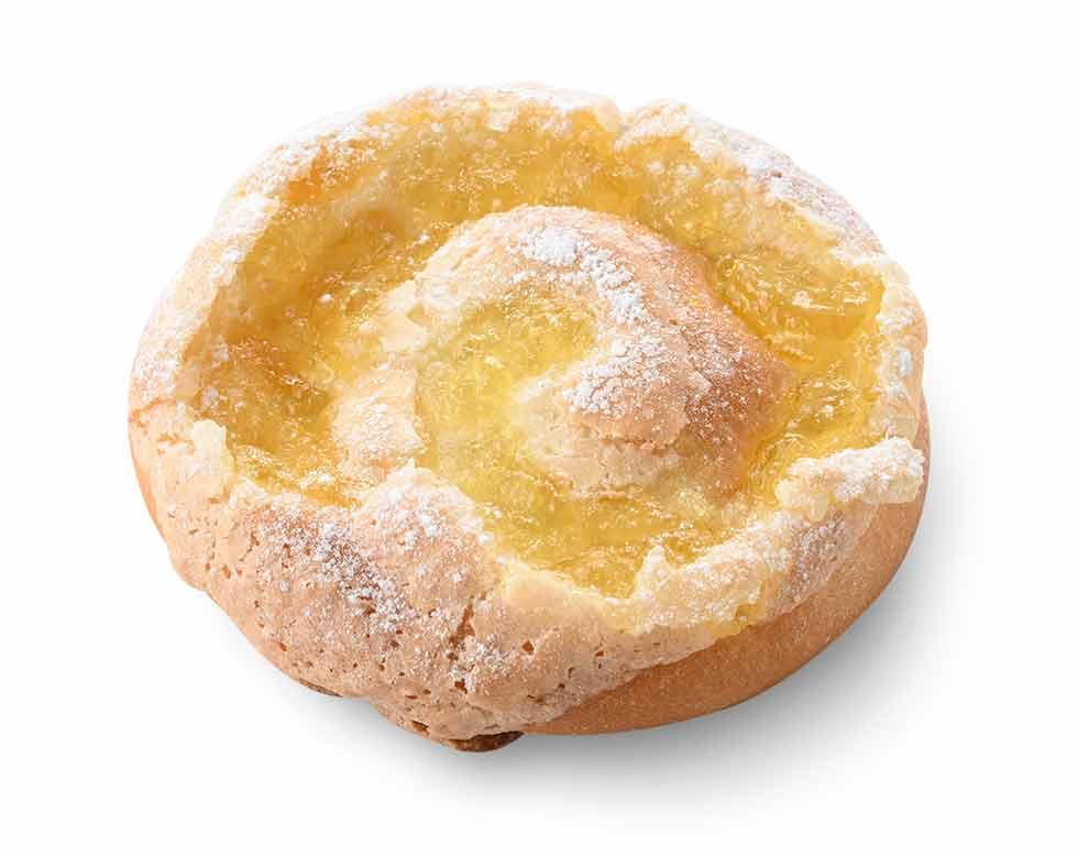 瀬戸内レモンクリームのパン|リトルマーメイド